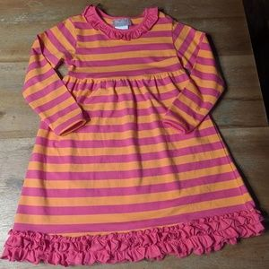 ff3566d5b8 New Southern Tots dress 8 youth kid ruffle outfit